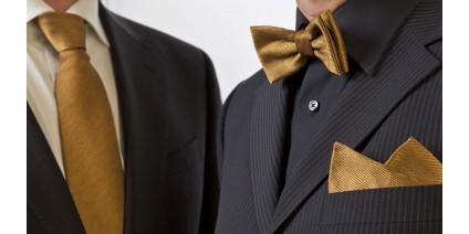 Cravată sau papion - ce purtăm în funcție de eveniment?